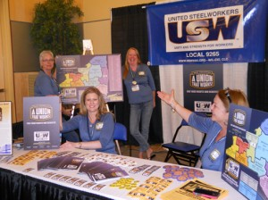 USW-Convention-booth-2014-NF